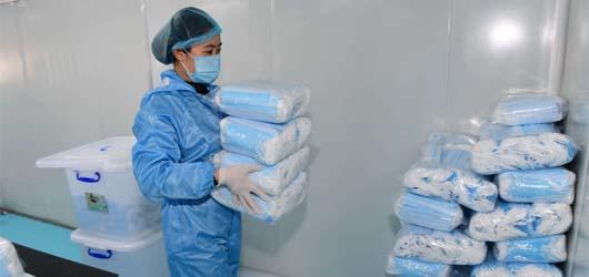 大泉州地区新冠疫情防控物资企业专项招聘