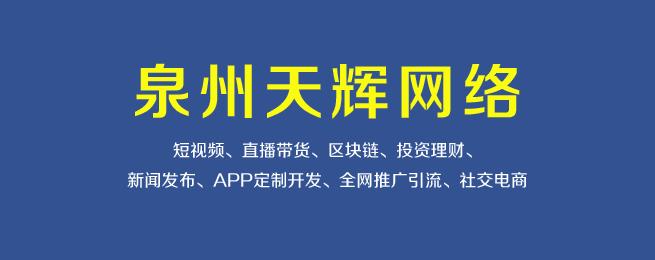 泉州市天辉网络科技有限公司